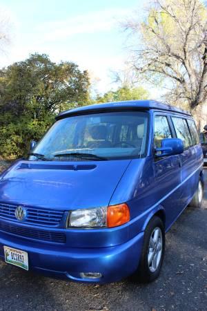2002 VW Eurovan Camper 2.8-liter V-6 For Sale in Bozeman ...