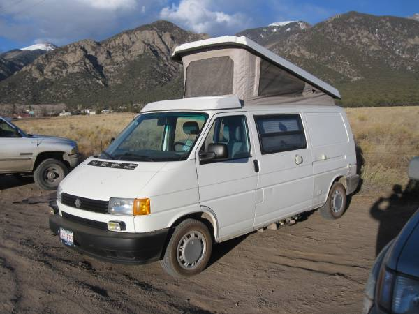 volkswagen vw eurovan camper for sale in colorado page 3. Black Bedroom Furniture Sets. Home Design Ideas