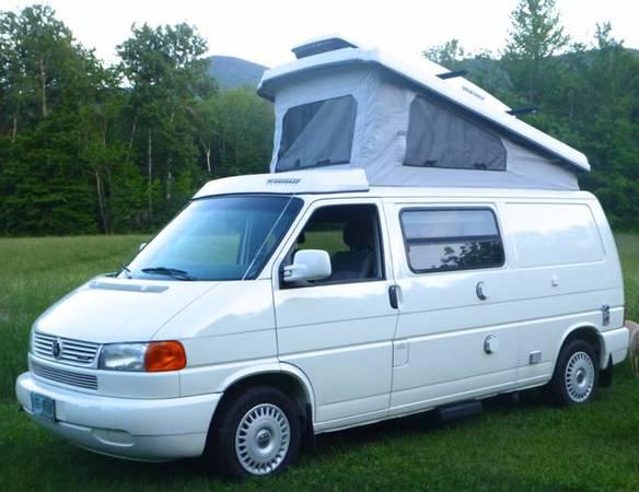 Volkswagen (VW) Eurovan Camper For Sale in New Hampshire