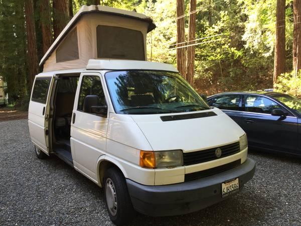 1995 VW Eurovan Camper Westfalia Auto For Sale in ...