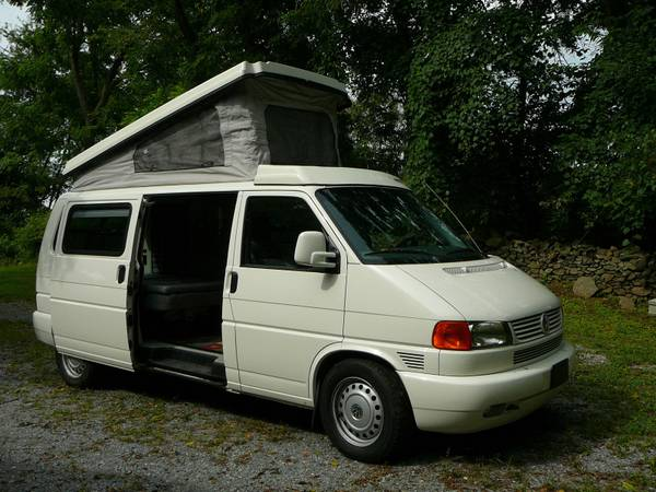 2003 vw eurovan camper for sale in indianapolis indiana. Black Bedroom Furniture Sets. Home Design Ideas
