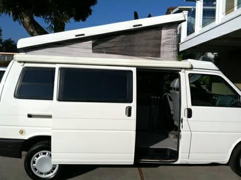 1995 VW Eurovan Camper V5 2.5L Auto For Sale in Hillsboro ...