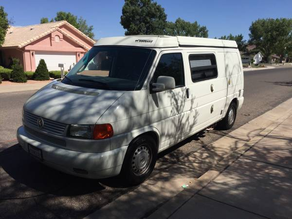 2003 vw eurovan camper vr6 auto for sale in salt lake city utah. Black Bedroom Furniture Sets. Home Design Ideas