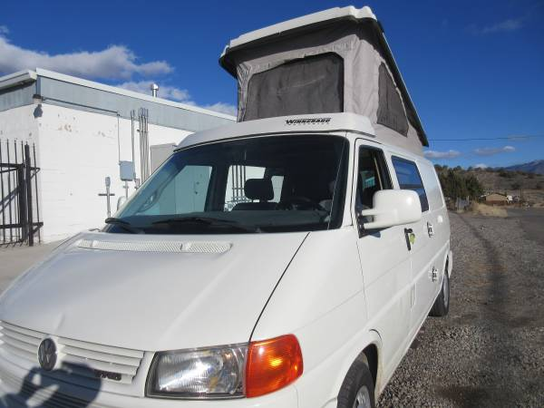 Craigslist Sioux Falls >> 2000 VW Eurovan Camper VR6 Automatic For Sale in Carson City, Nevada
