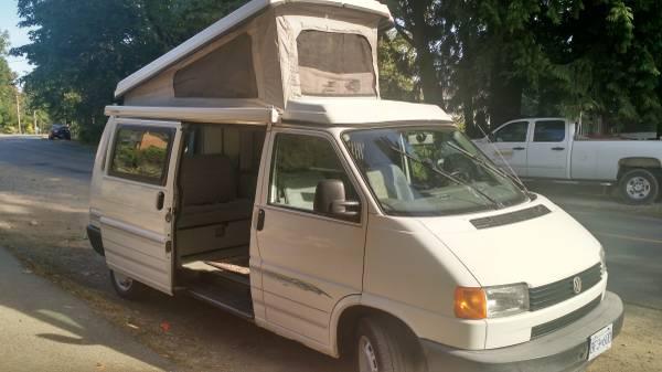 1996 Volkswagen (VW) Eurovan Camper For Sale in US & Canada