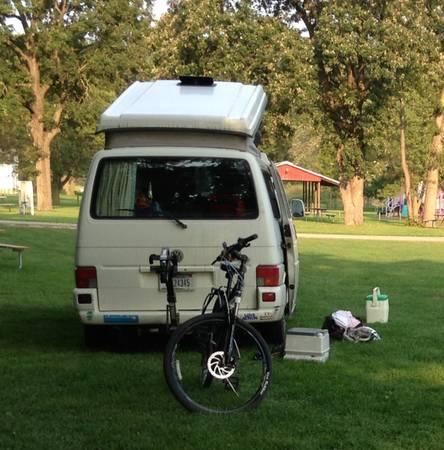 1999 VW Eurovan Camper V6 Automatic For Sale in Bozeman ...