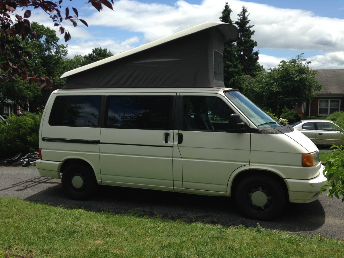 1993 vw eurovan camper salvage auto for sale in harrisonburg virginia. Black Bedroom Furniture Sets. Home Design Ideas