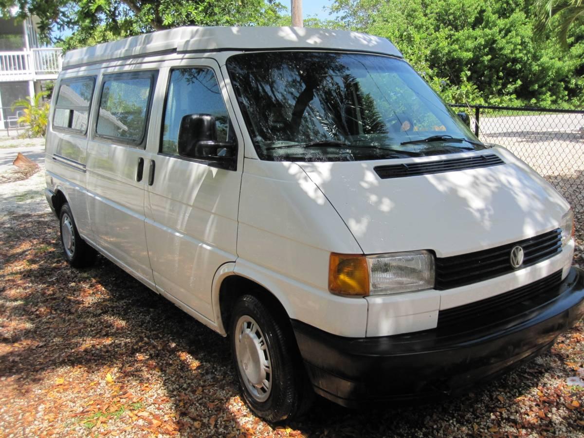Craigslist Missoula Mt >> 1995 VW Eurovan Camper V6 Automatic For Sale in Key West ...
