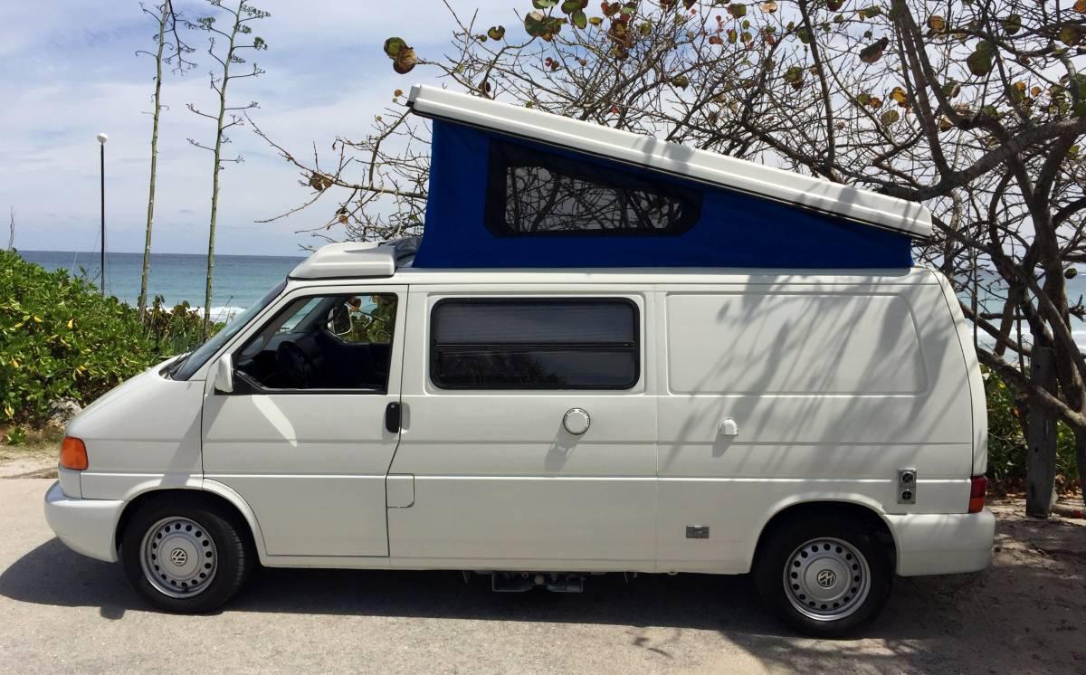 1997 VW Eurovan Camper 2.8L VR6 Auto For Sale in Boca ...