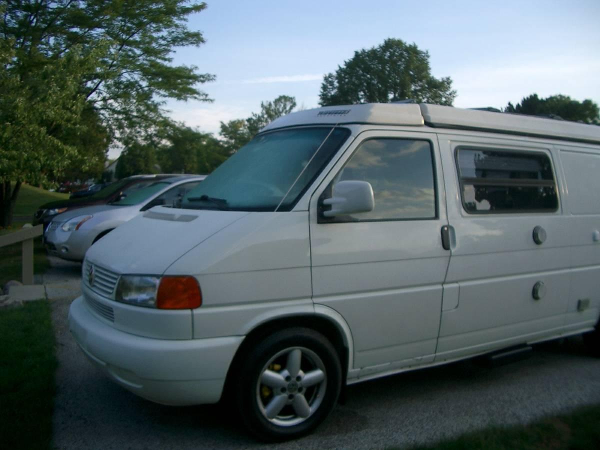 1999 VW Eurovan Camper V6 Automatic For Sale in Gurnee ...