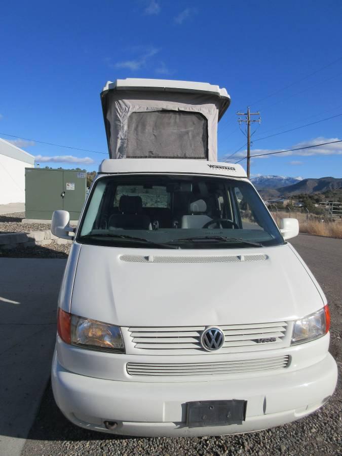2000 VW Eurovan Camper VR6 For Sale in Lake Tahoe, Nevada