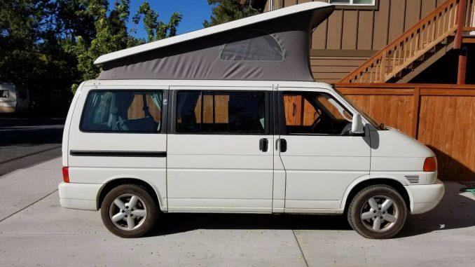 2001 VW Eurovan Camper Weekender Westfalia For Sale in ...