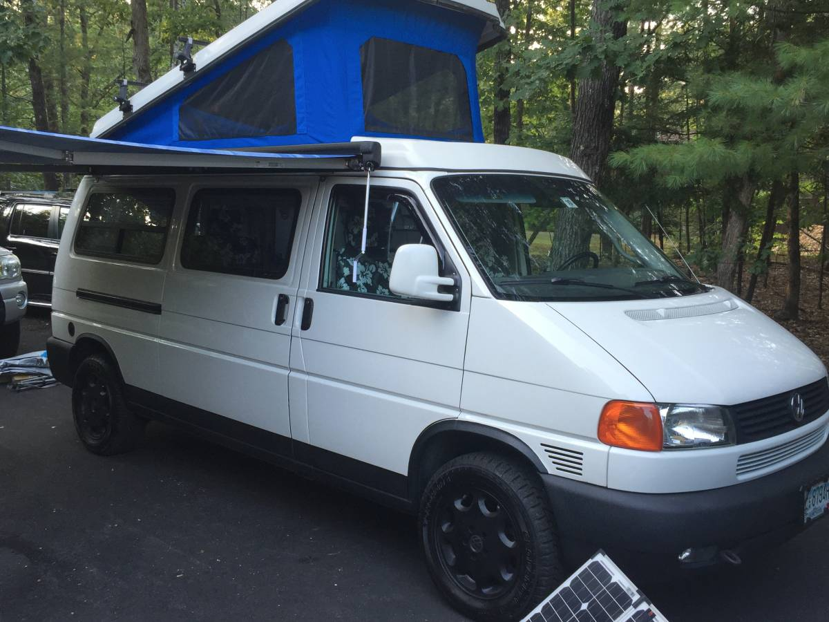 Rv For Sale Canada >> 2003 VW Eurovan Camper Winnebago For Sale in Amherst, New Hampshire