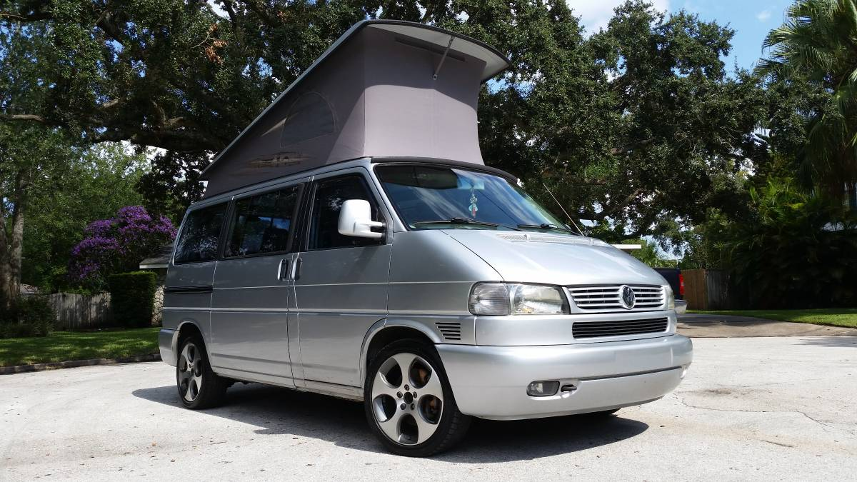 2003 Vw Eurovan Camper V6 Automtic For Sale In Orlando