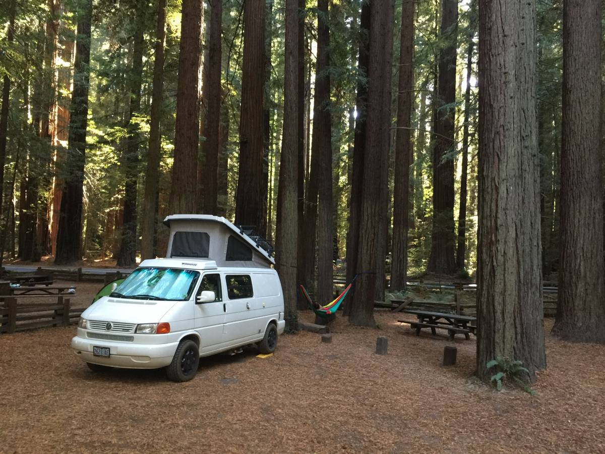 Craigslist Missoula Mt >> 1997 VW Eurovan Camper Winnebago For Sale in San Diego ...