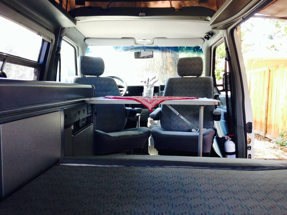 1995 Vw Eurovan Camper 2 5l Manual For Sale In Springfield