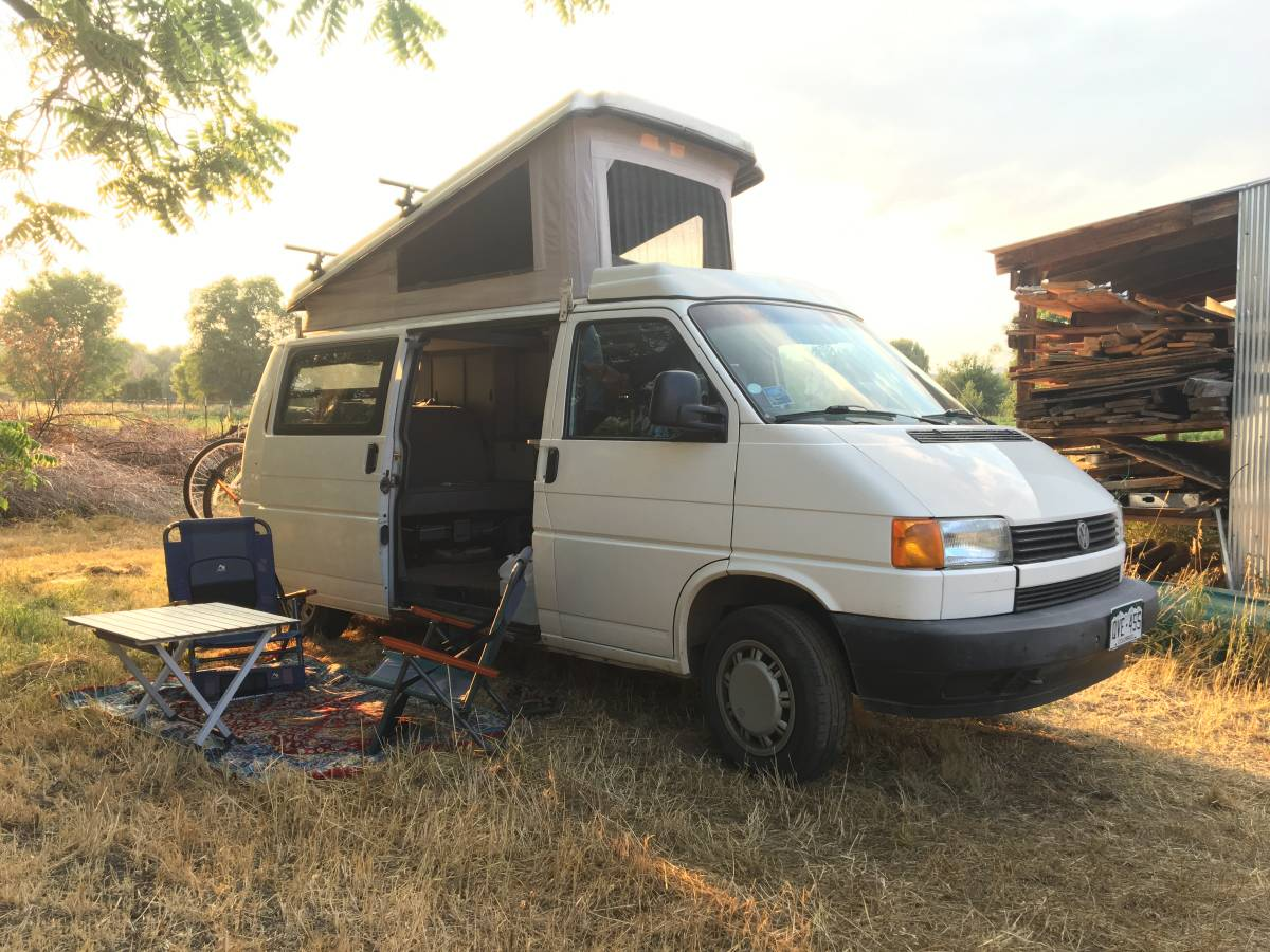 1995 VW Eurovan Camper 2.5L Manual For Sale in Springfield ...