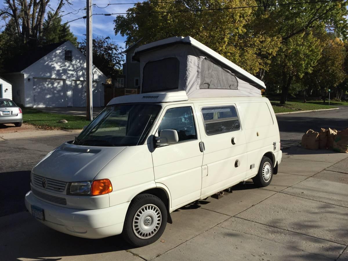 2000 VW Eurovan Camper Winnebago For Sale in St. Louis ...