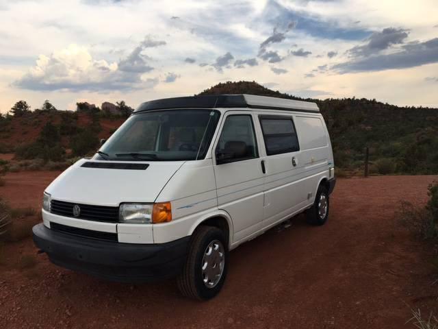 1995 VW Eurovan Camper w/ Go West Lift For Sale in Sedona, AZ