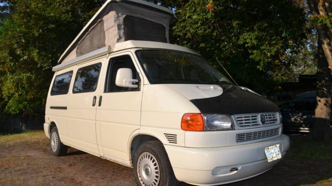 1997 VW Full Eurovan Camper (US Import) For Sale in