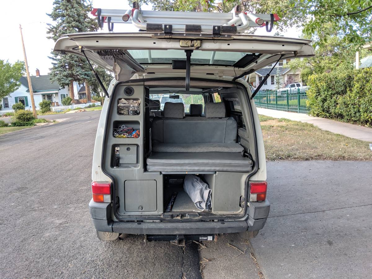 1995 VW Eurovan Camper Manual For Sale in Laramie, Wyoming