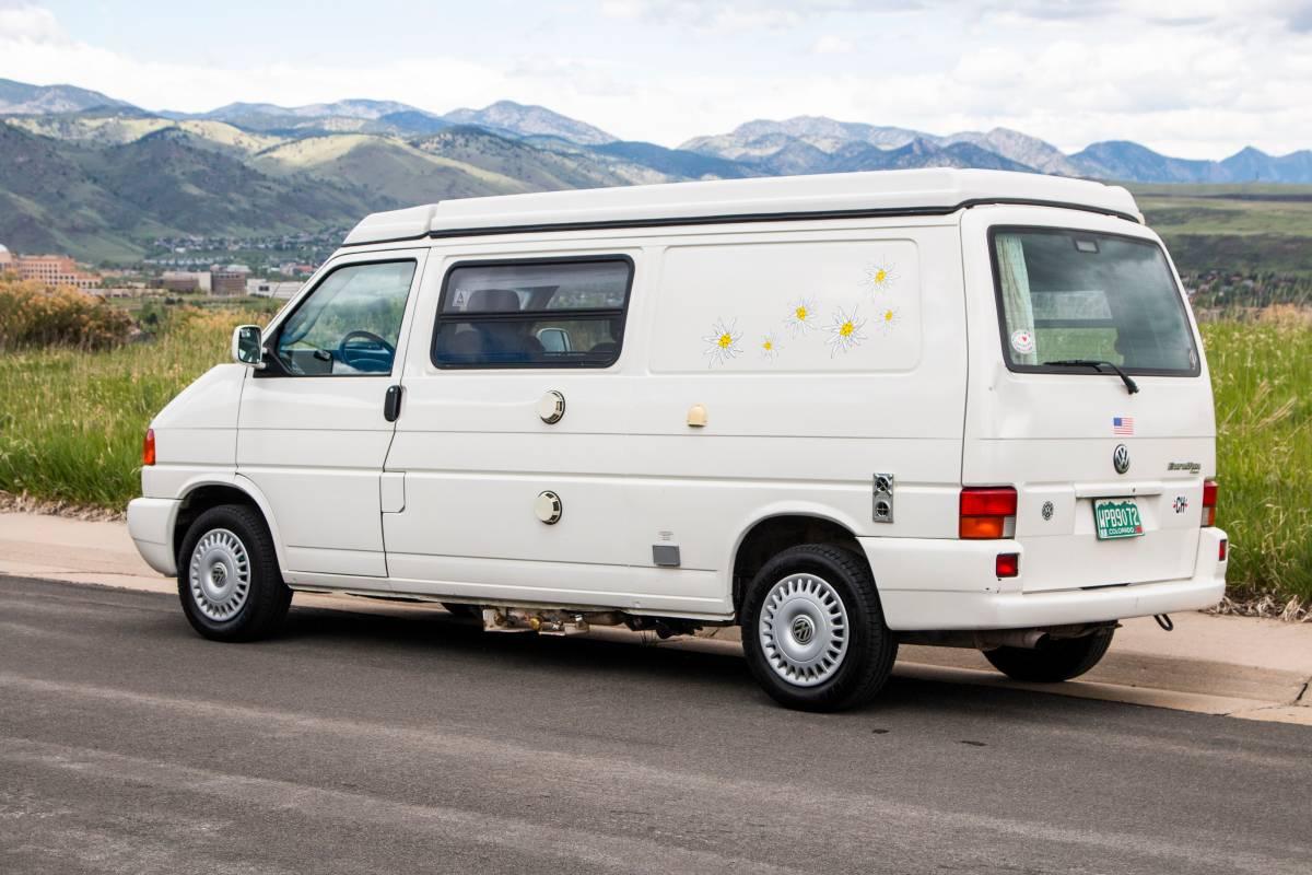 1997 VW Eurovan Camper Winnebago V6 Auto For Sale in ...