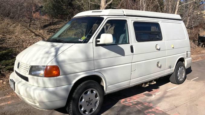 1997 VW Eurovan Camper 2L NA V6 For Sale Winnebago in ...