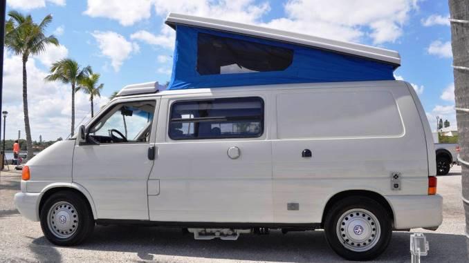 1997 VW Eurovan Camper Winnebago For Sale in Delray Beach, FL