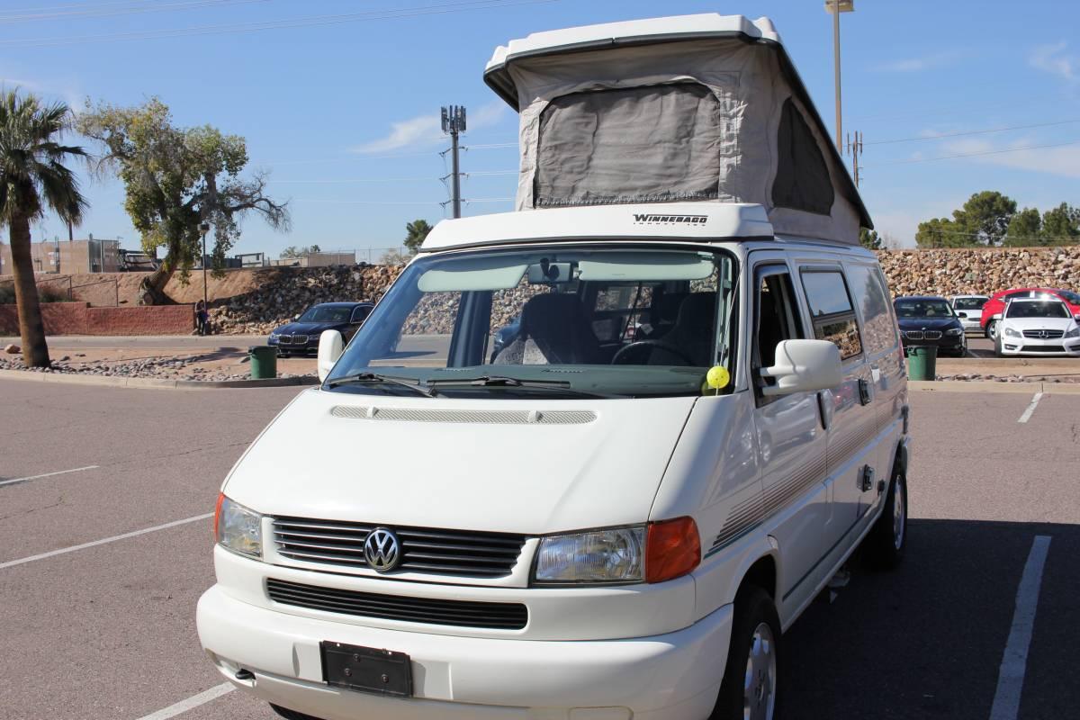1997 VW Eurovan Camper VR6 Auto For Sale Winnebago in ...