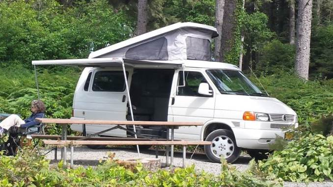 1997 VW Eurovan Camper 6cyl Auto For Sale in Eugene, OR