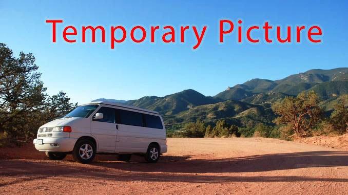 Eurovan Camper Temp Pic